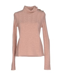 Marc By Marc Jacobs Turtlenecks Pink