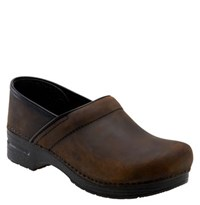 Men's Dansko 'Professional' Slip On Antique Brown Oiled