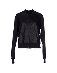 Tru Trussardi Coats And Jackets Jackets Women Black