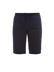 Folk Cotton Twill Shorts