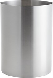 Cb2 Stainless Steel Wastecan