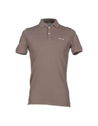 Magliaro Polo Shirts Light Brown