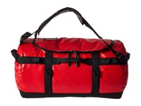The North Face Base Camp Duffel Small Tnf Red Tnf Black Duffel Bags