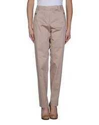 Seventy Trousers Casual Trousers Women Beige