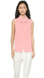 Camilla And Marc Blackbird Top Dusty Pink
