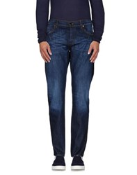 Les Hommes Denim Denim Trousers Men
