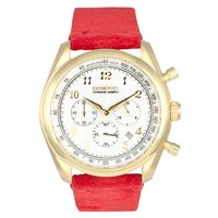 Orefici Vintage Orw16c4203 Watch Red