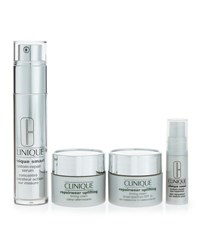 Clinique Limited Edition Smart And Smooth Set 115 Value