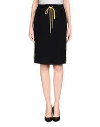 Emma Cook Skirts Knee Length Skirts Women Black