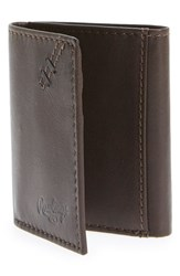 Rawlings Sports Accessories Men's Rawlings 'Legacy' Trifold Leather Wallet