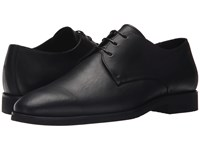The Kooples Smooth Leather Shoes Black