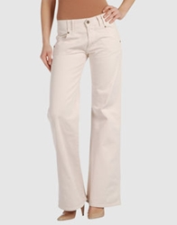 Jucca Denim Pants Beige