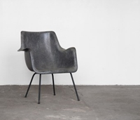 Shop Sit And Read Kruger Fiberglass Chair