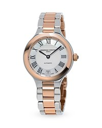 Frederique Constant Classics Delight Automatic Charity Watch 33Mm White Rose