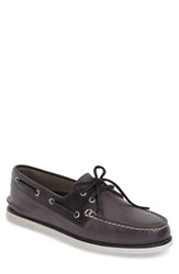 Sperry Men's 'Gold Cup Ao 2' Boat Shoe Cement Leather