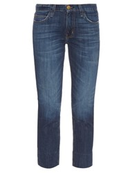 Current Elliott The Cropped Mamacita Jeans Denim