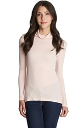 Women's 1.State Layering Turtleneck Blush Mist