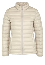 Icepeak Virpa Down Jacket Cement Off White