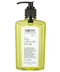 C.O. Bigelow Lime And Coriander Hand Wash