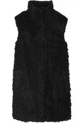 Theory Faux Shearling Vest