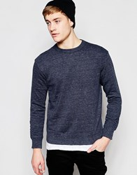 Jack And Jones Jack And Jones Sweatshirt Blue