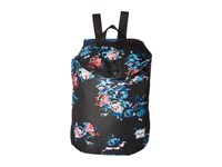 Herschel Reid Floral Blur Backpack Bags Black