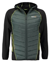 Regatta Andreson Ii Outdoor Jacket Black Dark Spruce