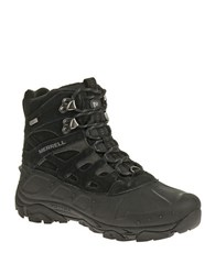 Merrell Moab Polar Waterproof Boots Black