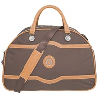 Delsey Chatelet Plus Soft 52Cm Soft Duffle Bag Chocolate