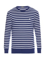 Polo Ralph Lauren Striped Cotton Sweater