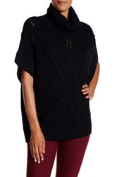 Trina Turk Amarisa Merino Wool Sweater Black