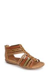 Earth 'Bay' Leather Sandal Women