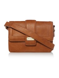 Ollie And Nic Rita Tan Medium Crossbody Bag Tan