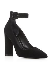 Kendall Kylie And Gloria High Heel Mary Jane Pumps Black