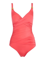 Biba Goddess Swimsuit Hot Coral