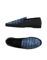 Fendi Footwear Espadrilles Men Blue