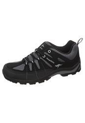 Kangaroos Cevedale Hiking Shoes Black Dark Grey