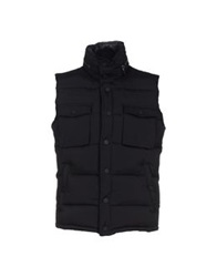 Messagerie Down Jackets Black