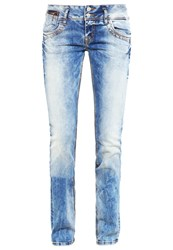 Ltb Jonquil Straight Leg Jeans Cliona Wash Light Blue