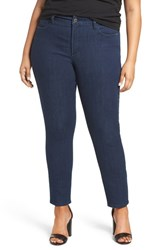 Nydj Plus Size Women's Alina High Rise Stretch Skinny Jeans Highpoint