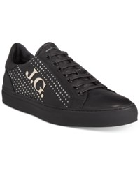John Galliano Men's Alden E Sneakers Men's Shoes Black
