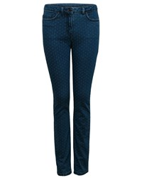 East Mini Spot Jean Indigo