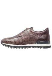 Alberto Guardiani Sport Trainers Brown