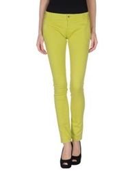 Relish Denim Pants Acid Green