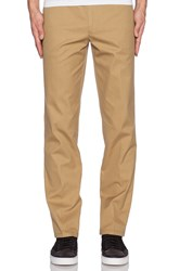 Farah The Berkley Twill Pant Tan