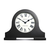 Newgate Clocks Desk Mantel Clock Black