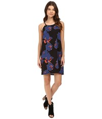 Hurley Isadora Woven Dress Loyal Blue Women's Dress