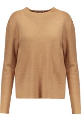 Milly Wool Sweater Sand