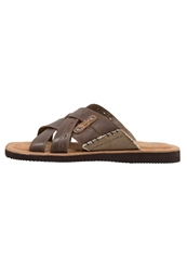 Pier One Sandals Beige Brown