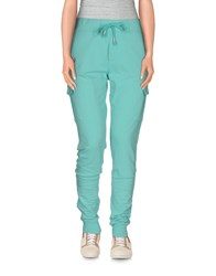 Jcolor Trousers Casual Trousers Women Light Green